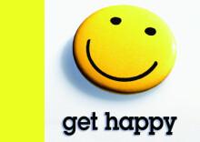 Get Happy. Be Generous.