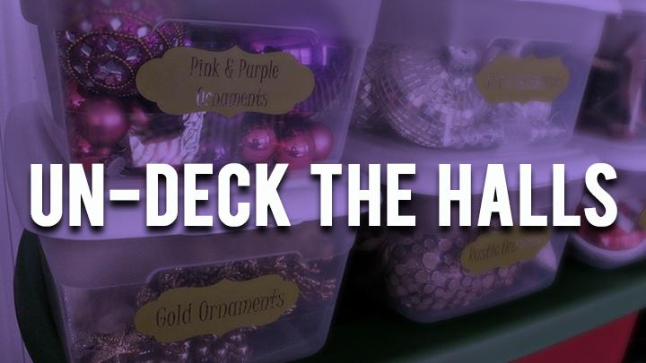 Un-deck the Halls