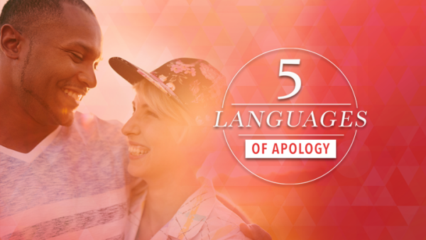 Series: 5 Languages of Apology