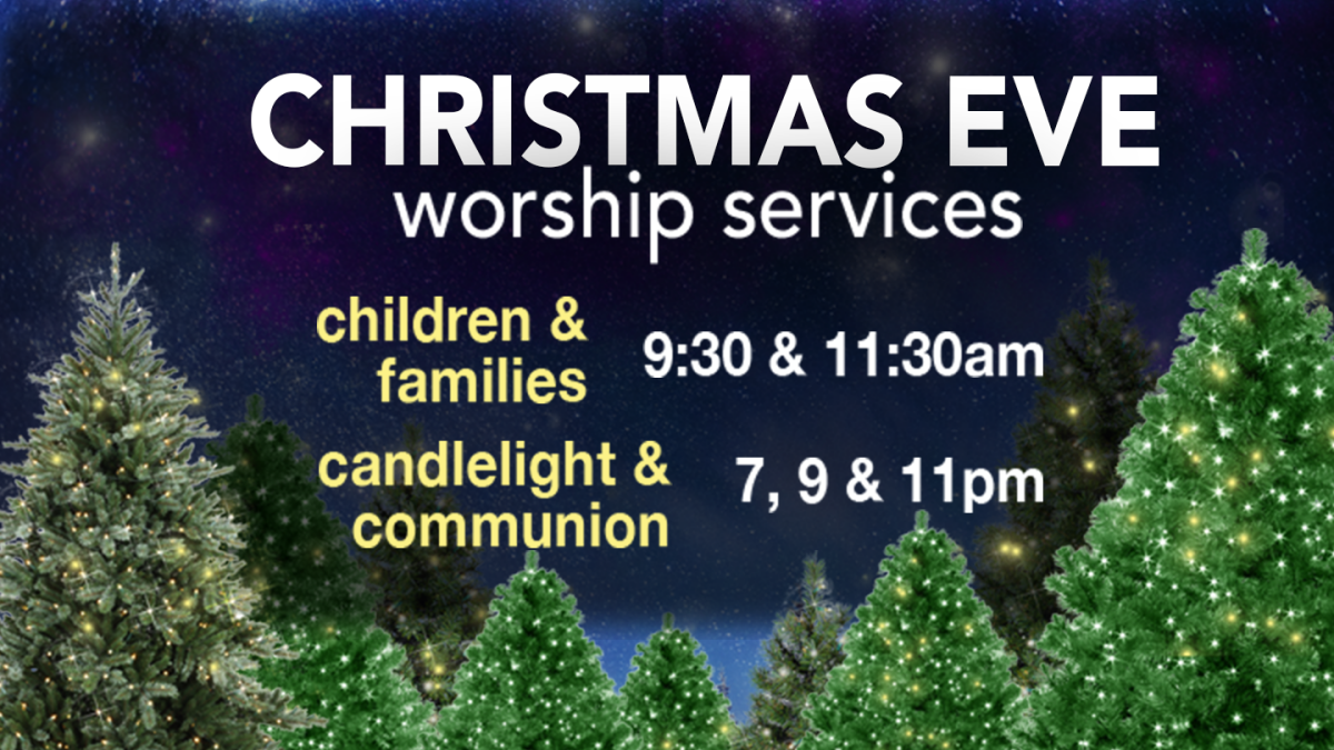 Christmas Eve Worship Service (Candlelight)