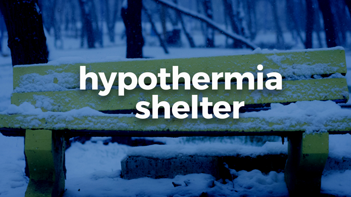 Hypothermia Shelter