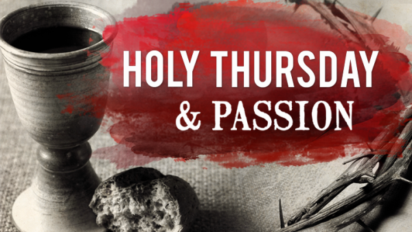 Series: Holy Thursday Passion Service