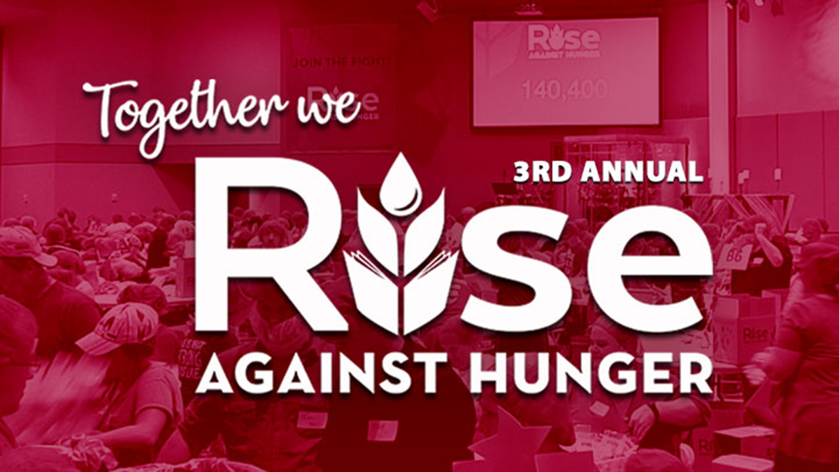 Together We Rise Against Hunger