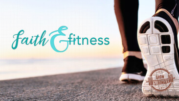 NO Grow Stronger-Faith & Fitness this evening