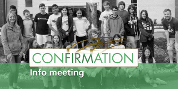 Confirmation Information Session