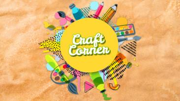 Kids' Ministry Virtual May Craft Corner